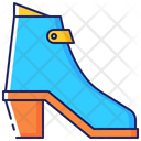 Women Shoes Outfit Icon