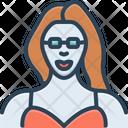 Women Female Woman Icon