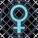Women Gender Couple Icon