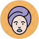 Women Face Facial Icon
