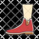 Shoe Footwear Ankle Icon