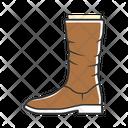 Shoe Footwear Calf Icon