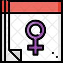 Women Day Icon