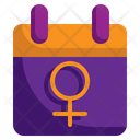 Women Day Cultures Date Icon