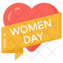Women Day Women Day Banner Happy Women Day Icon