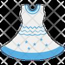 Women Dress Female Dress Frock Icon