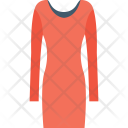 Women Dress Lady Icon