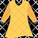 Women Dress Evening Icon