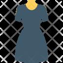 Women Dress Clothes Icon
