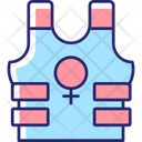 Women In Military Icon