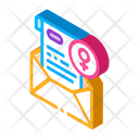 Message Letter Mail Icon