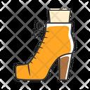 Shoe Footwear Lita Icon