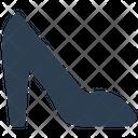 Shoe Fashion Footwear Icon