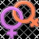 Women Sign Sex Gender Icon