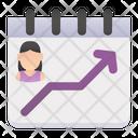 Women Statistics Icon