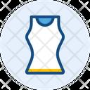 Women Top Sleeveless Shirt Sleeveless Icon