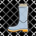 Shoe Footwear Wellies Icon