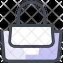 Womens Bag Accessories Shop Icon