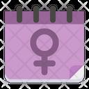 Women Day Feminism Icon