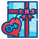 Womens Day Gift Icon