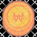 South Korean Krw Icon