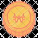 North Korean Kpw Icon