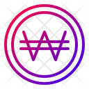 Won Business Payment Icon