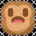 Wonder Wondering Monkey Icon