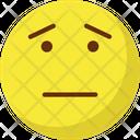 Wondering Blushing Evil Grin Icon