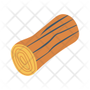 Wood Nature Log Icon