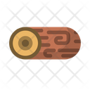 Firewood Lumber Wood Icon