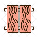 Wood Wooden Gate Wooden Door Icon