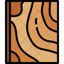 Wood Timber Plank Icon
