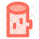 Wood Farm Log Icon