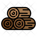 Log Nature Resource Icon