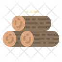 Wood Log Wooden Icon
