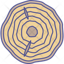 Top View Of Desert Desert Nature Icon