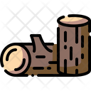 Woods Firewood Forest Icon