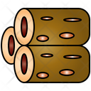 Wood Forest Nature Icon