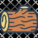 Wood Timber Lumber Icon