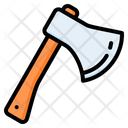 Wood Axe Axe Tool Icon