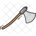Wood Axe Icon