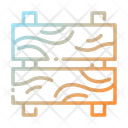 Wood Barrier Icon