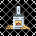 Wood Burning Sauna Icon