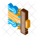 Wood Trunk Grinding Icon