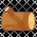 Wood Log Tree Stump Tree Trunk Icon