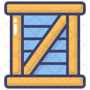 Wood Package Wood Package Icon
