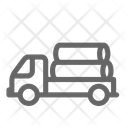Wood Truck Icon