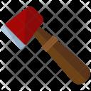 Wooden Axe Ax Icon