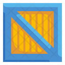 Wooden Box Wooden Crate Icon